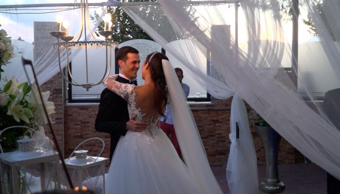 Vídeo clip, boda Alba y Jose1